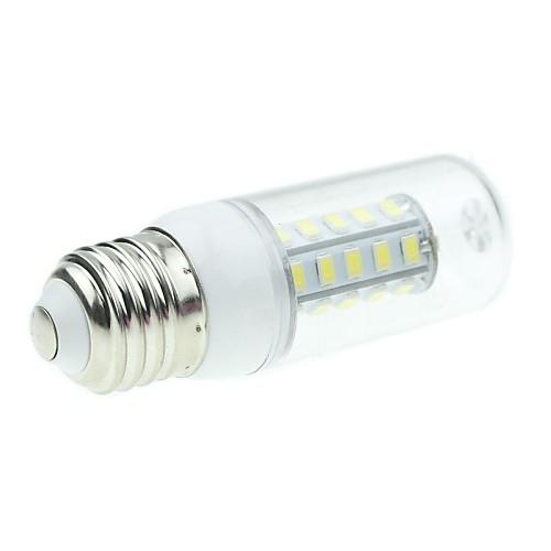 SENCART 5 Вт. 450-500 lm E26/E27 LED лампы типа Корн T 36 светодиоды SMD 5730 Естественный белый DC 12V