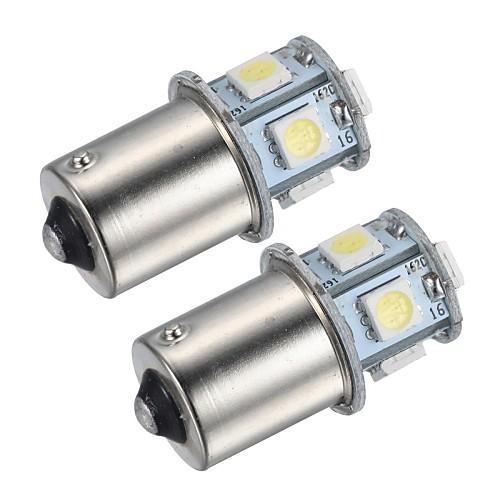 SO.K 1156 Автомобиль Лампы SMD 5050 45lm Внутреннее освещение For Универсальный лампы освещение