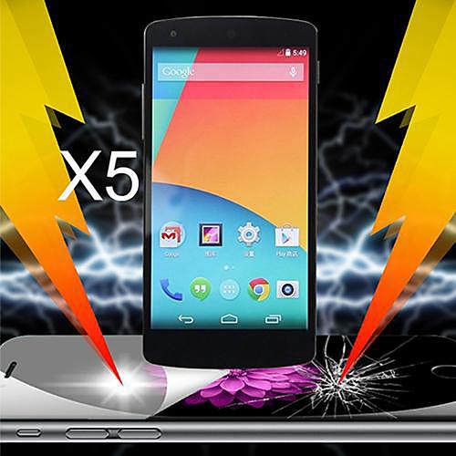 Конечная амортизация протектор экрана для LG Nexus 5 e980 (5 шт)