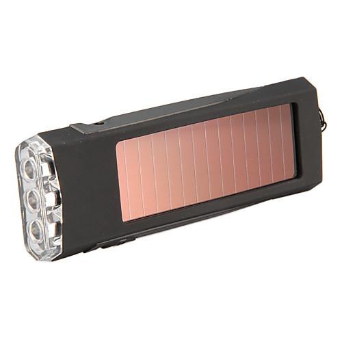 Солнечная энергия светодиодный фонарик брелок факел