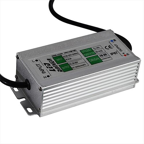 Драйвер источника питания с питанием от постоянного тока с питанием от источника постоянного тока мощностью 100 Вт 3000 мА (выход переменного тока 85-265 В / выход постоянного тока 30-36 В) фото