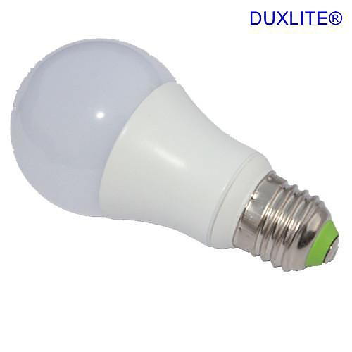 15W E26/E27 Круглые LED лампы A60(A19) 1 COB 1450 lm Тёплый белый Регулируемая AC 220-240 V 4 шт. от MiniInTheBox.com INT