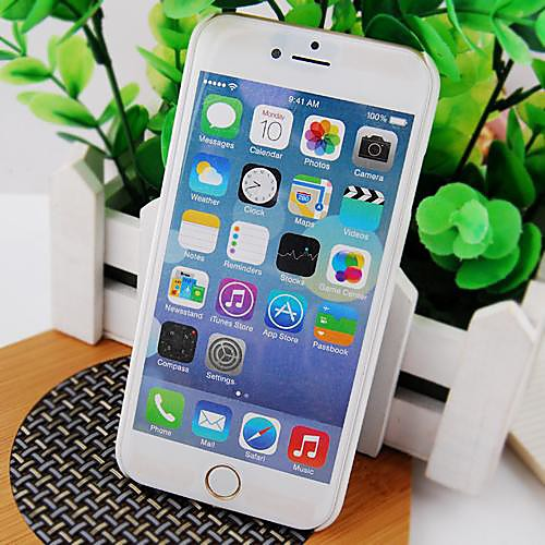 розовый узор любовь задняя крышка для Iphone 6с 6 плюс от MiniInTheBox.com INT