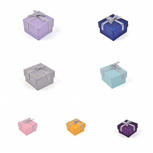 Коробки для бижутерии - Мода 5 cm 5 cm 3 cm / Жен. ювелирные изделия diy 1 штук коробки для бижутерии пластик квадратный шарик 15 cm diy ожерелье браслеты