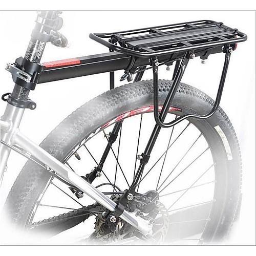 Велосипедная стойка Макс. нагрузка 25 kg Регулируется Алюминиевый сплав Горный велосипед / Шоссейный велосипед - Черный