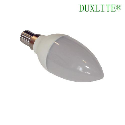 2w e14 светодиодные свечи c35 15 smd 2835 200-250 lm теплый белый ac 220-240 v от MiniInTheBox.com INT