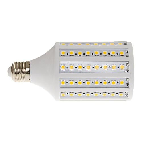 20W 2000 lm E26/E27 LED лампы типа Корн T 102pcs светодиоды SMD 2835 Тёплый белый Холодный белый AC 220-240V