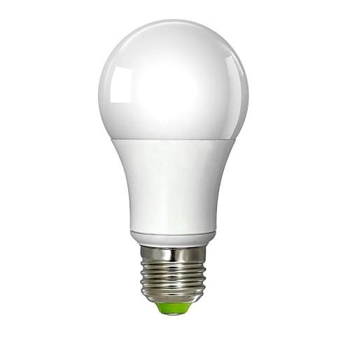 DUXLITE E26/E27 5W 1 COB 1450 LM Тёплый белый A60(A19) Регулируемая Круглые LED лампы AC 220-240 V от MiniInTheBox.com INT