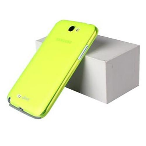 Ультратонкий, жесткий матовый чехол для Samsung N7100 Note 2 (разные цвета) от MiniInTheBox.com INT