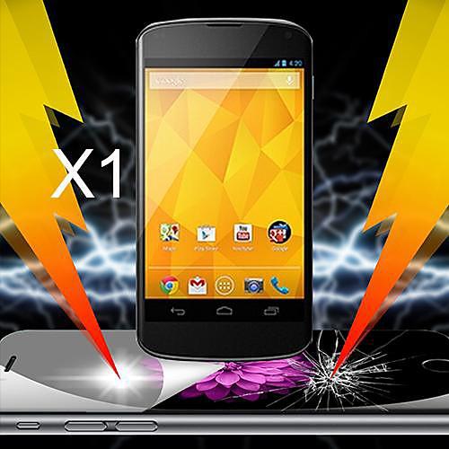 Конечная амортизация протектор экрана для LG E960 Nexus 4 (1 шт)