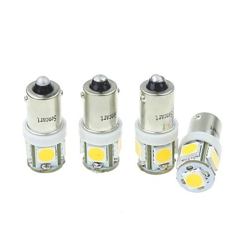 SO.K BA9S Лампы Высокомощный LED / SMD LED 160-180lm Лампа поворотного сигнала For Универсальный цена