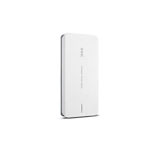 Ультра тонкий литий-полимерный внешний аккумулятор для IPhone / 6 6plus Sumsung, SSK 9000mAh от MiniInTheBox INT
