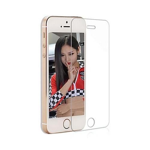 Защитная плёнка для экрана Apple для iPhone 6s iPhone 6 iPhone SE/5s Закаленное стекло 2 штs Защитная пленка для экрана Взрывозащищенный защитная плёнка для экрана apple для iphone 6s iphone 6 2 штs защитная пленка для экрана hd