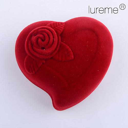 Коробки для бижутерии - Мода Красный 5.5 cm 4 cm 4 cm / Жен. ювелирные изделия diy 1 штук коробки для бижутерии пластик квадратный шарик 15 cm diy ожерелье браслеты