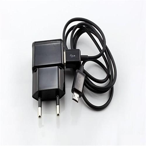 Зарядное устройство для дома / Портативное зарядное устройство Зарядное устройство USB Евро стандарт Зарядное устройство и аксессуары 1 зарядное устройство activ usb 1000 ma black 15682