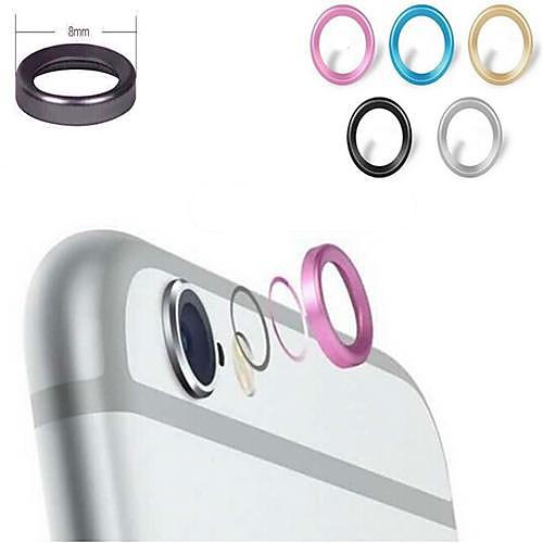 телефон металла защиты объектива для iphone 6 плюс (разных цветов)