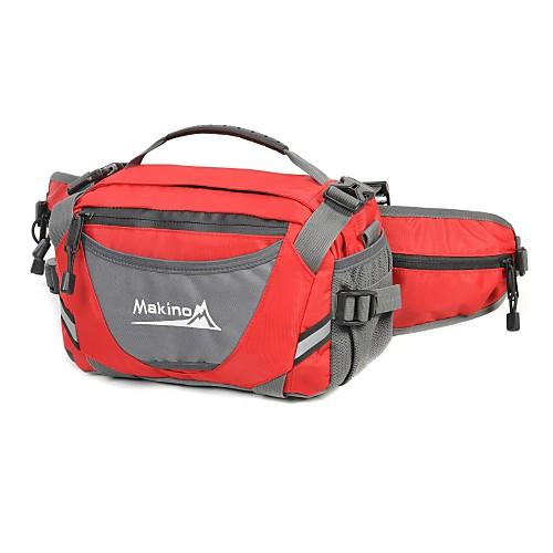 Макино 9л многофункциональная напольная поясная сумка