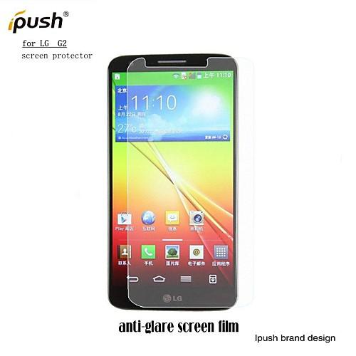 высокая прозрачность матовый ЖК-экран протектор для LG G2