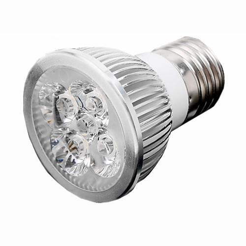 550 lm E26/E27 Точечное LED освещение 5 светодиоды Высокомощный LED Тёплый белый Холодный белый AC 85-265V