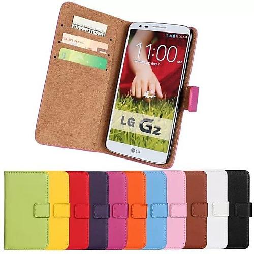 Кейс для Назначение LG Nexus 5 LG G3 Mini LG G2 LG G3 Другое LG LG K10 LG K7 LG G5 LG G4 Кейс для LG Бумажник для карт Кошелек со стендом кейс для назначение lg k8 lg lg k5 lg k4 lg k10 lg k7 lg g5 lg g4 бумажник для карт кошелек со стендом флип чехол сплошной цвет твердый
