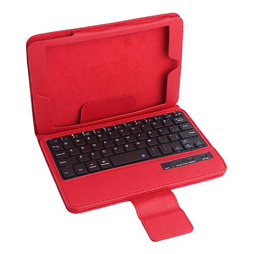 ПУ кожаный чехол ж / Bluetooth клавиатура для Ipad мини 3 Ipad мини 2 Ipad мини
