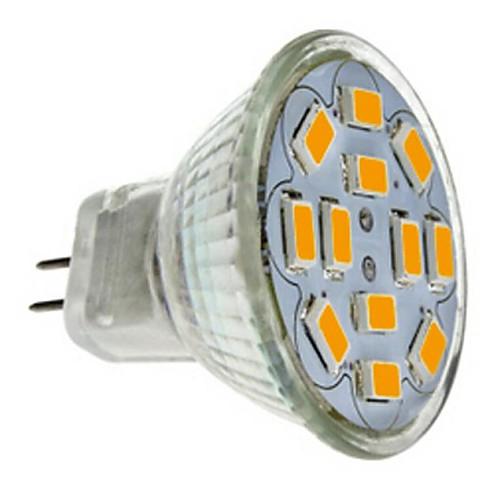 2w gu4 (mr11) led spotlight mr11 12 smd 5730 240-260 lm теплый / холодный белый декоративный dc 12 v 5 шт. от MiniInTheBox.com INT