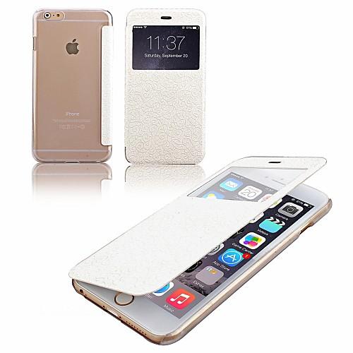karzea цветок винограда шаблон PU кожаный чехол для всего тела с слот для карт и стилус для Iphone 6 плюс (ассорти цветов) от MiniInTheBox.com INT