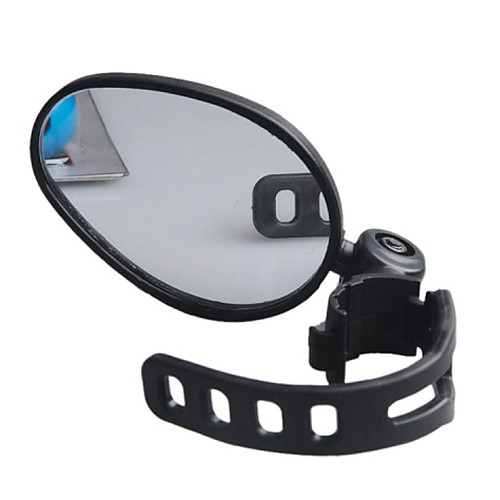 Зеркало заднего вида / Зеркало велосипеда Handlerbar Водонепроницаемость, Полет с возможностью вращения на 360 градусов, Регулируется
