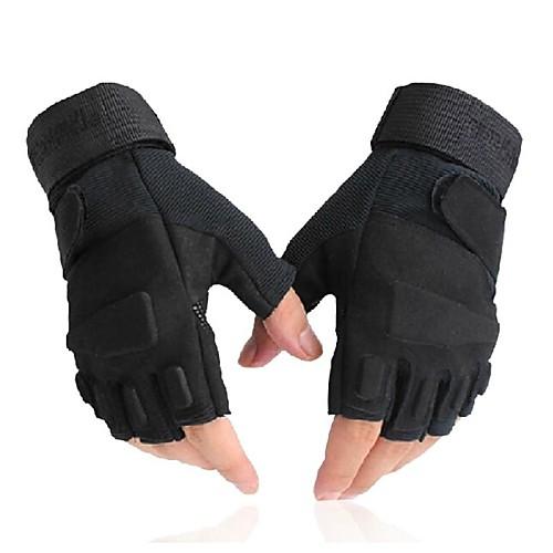 Спортивные перчатки Перчатки для велосипедистов Ультрафиолетовая устойчивость Дышащий Износостойкий Анти-скольжение Тактический Защитный