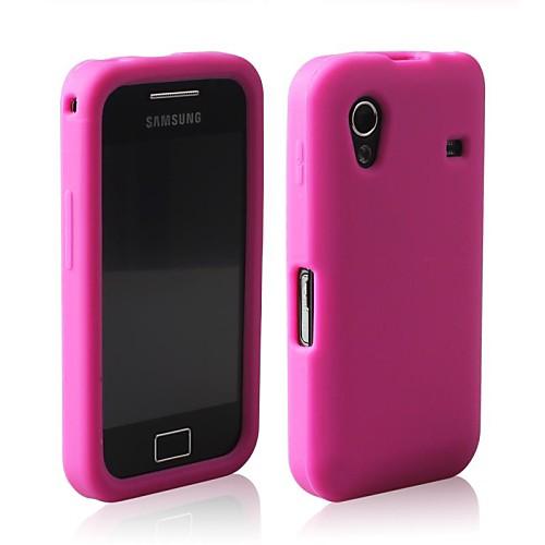 Силиконовый чехол для Samsung S5830 (разные цвета) от MiniInTheBox.com INT