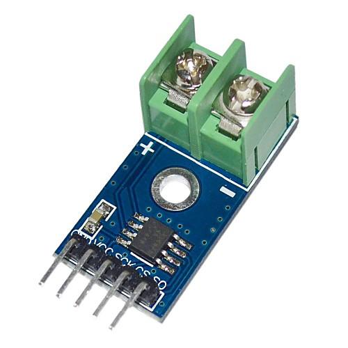 max6675 типа K модуль датчика температуры термопары для Arduino max6675 max6675isa sop8