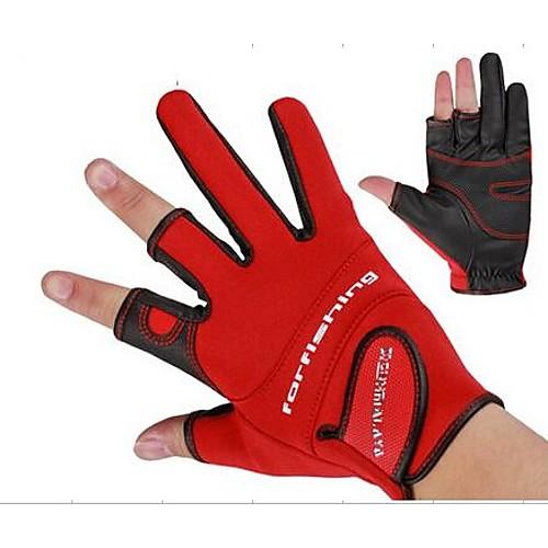 перчатки в целях спиннинговой ловли осенью