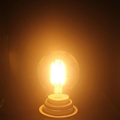 1шт 800 lm E26/E27 LED лампы накаливания A60(A19) 8 светодиоды COB Тёплый белый AC 220-240V от MiniInTheBox.com INT