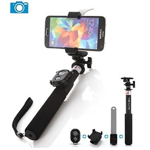 ashutb выдвижной Bluetooth монопод Селфи палки для iPhone, Samsung и GoPro камеры