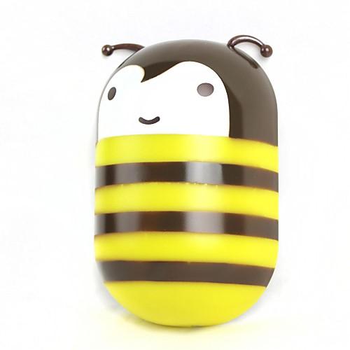 пчела украшения 2W 200LM LED теплый белый энергосберегающий свет зондирования настенный светильник