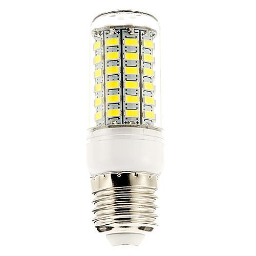 1500 lm E14 G9 GU10 E26/E27 B22 LED лампы типа Корн T 69 светодиоды SMD 5730 Тёплый белый Холодный белый AC 220-240V от MiniInTheBox.com INT