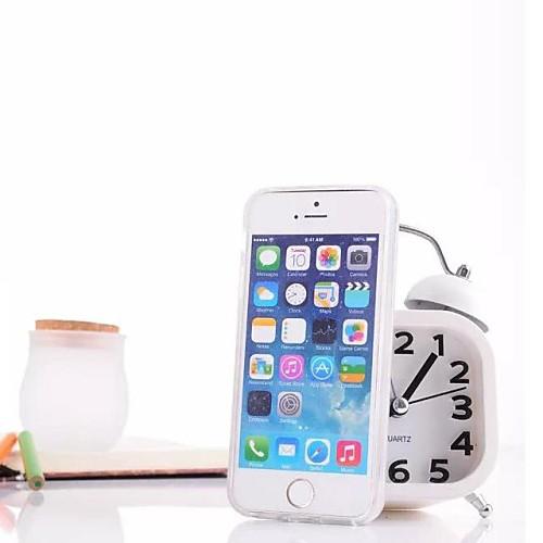 Прозрачный мягкий чехол с принтом для IPhone 6 / 6S от MiniInTheBox.com INT