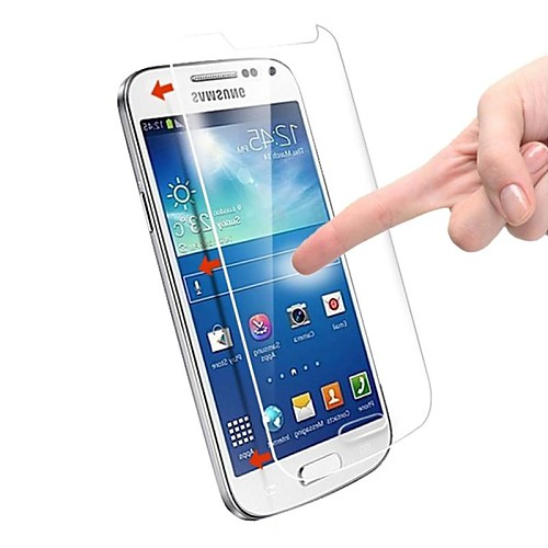 Защитная плёнка для экрана Samsung Galaxy для S4 Mini Закаленное стекло Защитная пленка для экрана Против отпечатков пальцев защитная пленка luxcase для samsung galaxy s4 mini