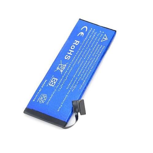 Dual-cell литий-ионная аккумуляторная батарея с инструментами для сборки, для IPhone 5C (синий), 3030mAh 3.7V от MiniInTheBox.com INT