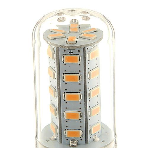 7W E14 G9 E26/E27 LED лампы типа Корн T 36 SMD 5730 700 lm Тёплый белый Холодный белый Естественный белый AC 220-240 V 5 шт. от MiniInTheBox.com INT