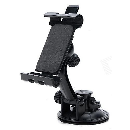 360-градусный вращающийся универсальный держатель для крепления всасывания для ipad / iphone 8 galaxy s8 и другие лопатка с прорезями eco quelle gipfel 1013739