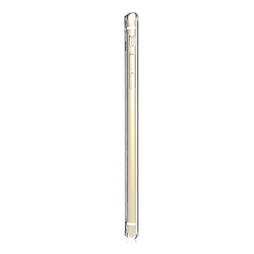 Для Кейс для iPhone 6 / Кейс для iPhone 6 Plus Прозрачный / С узором Кейс для Задняя крышка Кейс для Мультяшная тематика Мягкий TPUiPhone от MiniInTheBox INT