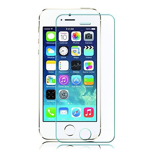 Защитная плёнка для экрана Apple для iPhone 6s iPhone 6 iPhone SE/5s Закаленное стекло 1 ед. Защитная пленка для экрана Взрывозащищенный iphone 5s gold б у 15 000