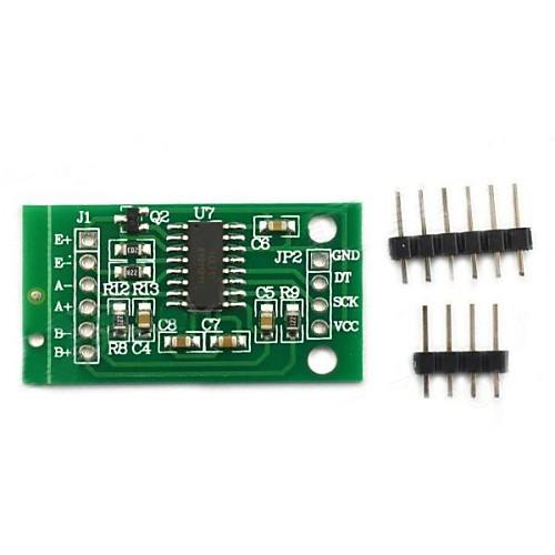 hx711 DIY микроконтроллер весом объявления модуль - армия зеленый 15 15 diy