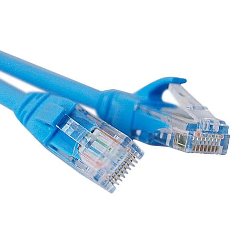 высокое качество RJ45 cat5e Ethernet сетевой кабель 1м 3 фута