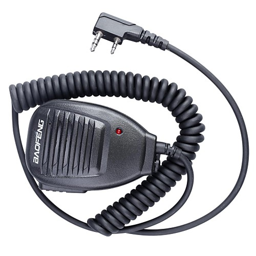 Baofeng 5R-микрофон профессиональный высокое качество Уникальный дизайн Walkie Talkie Ручной микрофон