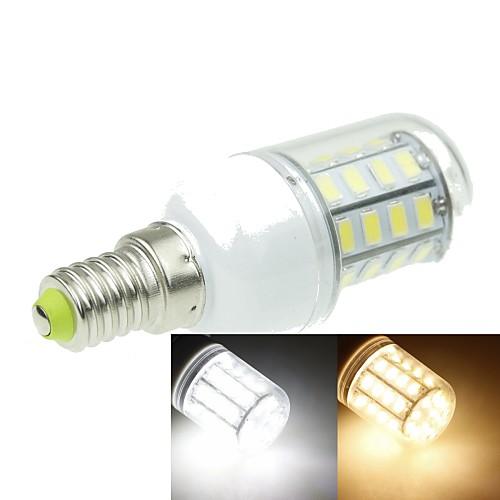 SENCART 3000-3500/6000-6500 lm E14 LED лампы типа Корн T 40 светодиоды SMD 5630 Декоративная Тёплый белый Холодный белый AC 220-240V