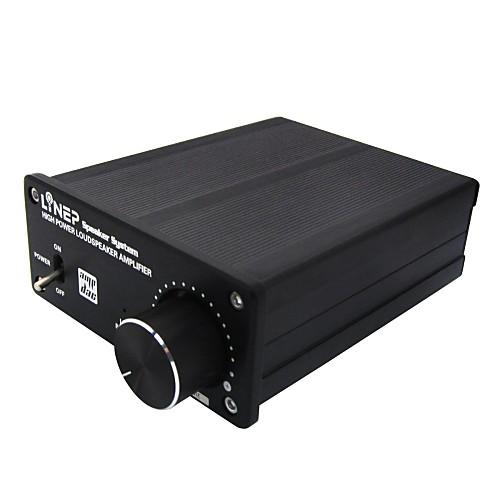 320W цифровой усилитель мощности с высокой мощности аудио усилителя звуковой усилитель