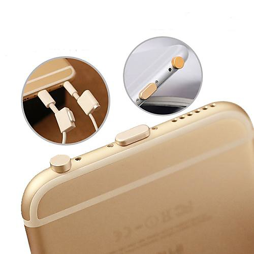разъем для наушников& порт зарядки антипылевым вилка набор для iPhone 6 / Iphone 6 плюс / Ipad AIR2 / Ipad MINI3