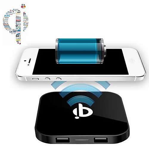 Беспроводное зарядное устройство Телефон USB-зарядное устройство Стандарт США Евро стандарт Стандарт Великобритании Стандарт Австралии 2 фото